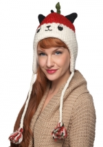 Panda hat from Modcloth at Modcloth