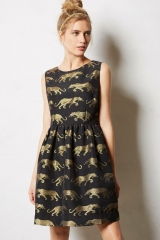 Panthere Dress at Anthropologie