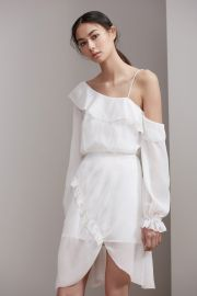 Paper thin Mini Dress by Keepsake at Fashion Bunker