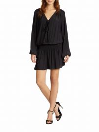 Paris Blouson-Top Dress by Ramy Brook at Saks Fifth Avenue