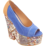 Paris wedges by Carven at Barneys Warehouse