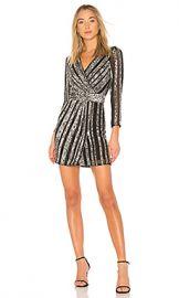 Parker Black Kelsey Dress in Silver from Revolve com at Revolve