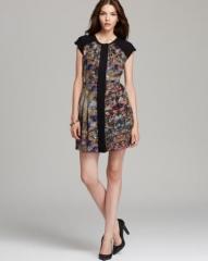 Parker Dress - Veronica Enchanted Print at Bloomingdales