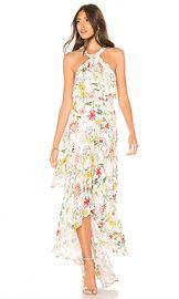 Parker Fillipa Dress in Sangria from Revolve com at Revolve