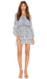 Parker Kara Dress in Blue Lyla from Revolve com at Revolve