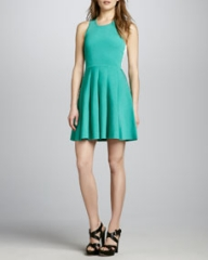 Parker Lulu Knit Dress at Neiman Marcus