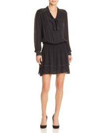 Parker Marybeth Silk Dress at Bloomingdales
