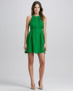 Parker Nicole dress at Neiman Marcus