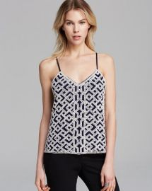 Parker Tank - Marley Beaded at Bloomingdales