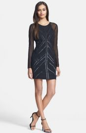 Parker and39Isabelleand39 Embellished Body-Con Dress at Nordstrom