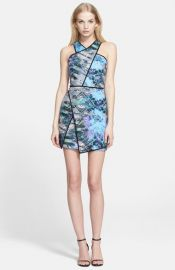 Parker and39Tobiasand39 Asymmetrical Body-Con Dress at Nordstrom