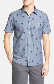 Patagonia and39Go Toand39 Slim Fit Short Sleeve Sport Shirt at Nordstrom
