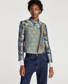 Patchwork Jacket by Zara at Zara
