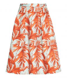 Patterned Skirt at H&M