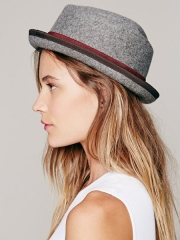 Patton Porkpie Hat at Free People