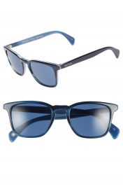 Paul Smith  Shawbury  50mm Retro Sunglasses at Nordstrom