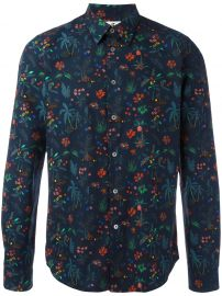 Paul smith jungle print shirt at Farfetch