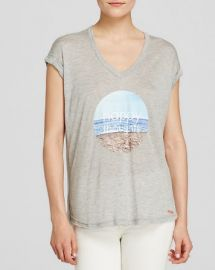 Peace Love World Tee - Happy Thoughts at Bloomingdales