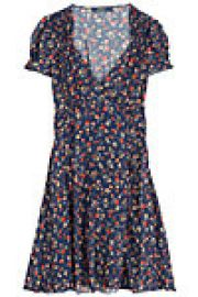 Pearl Floral Dress by Polo Ralph Lauren at Stylebop