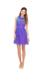 Pemberton Eyelet Dress at Lilly Pulitzer
