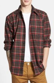 Pendleton Fireside Button-Down Shirt in brown at Urban Outfitters