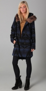 Pennys BBDakota coat at Shopbop