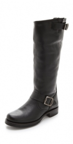 Pennys black boots at Shopbop
