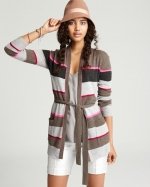 Penny's cardigan at Bloomingdales
