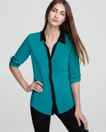 Pennys green shirt at Bloomingdales at Bloomingdales