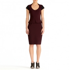 Peplum Dress at Rachel Roy