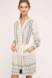 Perrie Lace Dress at Anthropologie