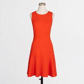 Persimmon Dress at J. Crew Factory