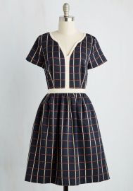 Pertinent Pacing Dress at ModCloth