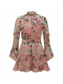 Petal Ruffle Playsuit at Forever New