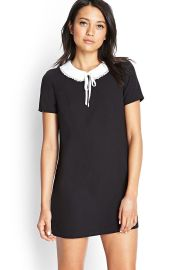 Peter Pan Collar Dress at Forever 21
