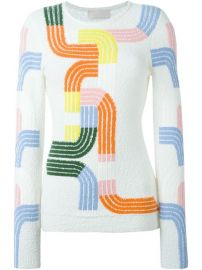 Peter Pilotto and39track-land39 Sweater - at Farfetch