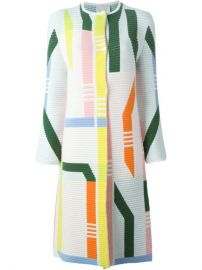 Peter Pilotto and39trackand39 Knit Coat - at Farfetch