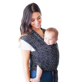 Petunia Pickle Bottom for Moby Wrap Baby Carrier in Strolling in Salvador at Target