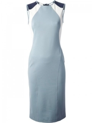 Philosophy Di Alberta Ferretti Sleeveless Panelled Dress - at Farfetch