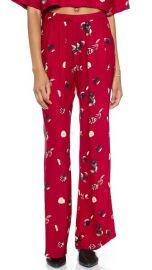 Piamita Tatiana Wide Leg Pants at Shopbop