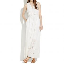 Piazza Maxi Dress at Madewell