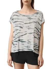Pina Tie dye tee at All Saints