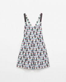 Pineapple dress at Zara