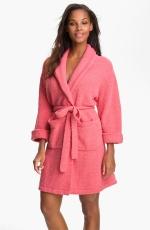 Pink bathrobe worn on Glee at Nordstrom