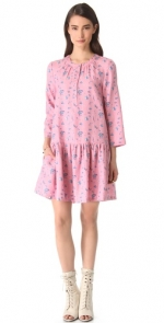 Pink dress by Girl by Band of Outsiders at Shopbop