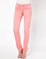 Pink jeans as ASOS at Asos