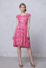 Pink lace dress at Anthropologie at anthropologie.png
