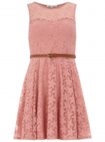 Pink lace dress from Dorothy Perkins at Dorothy Perkins