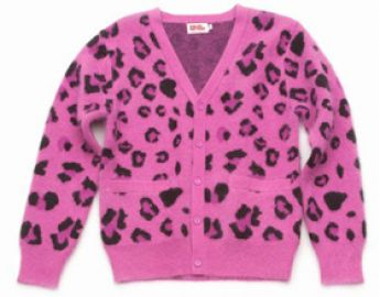 WornOnTV: Rainbow's pink leopard print cardigan on Black-ish ...