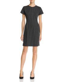 Pinstripe Sheath Dress by Theory at Bloomingdales